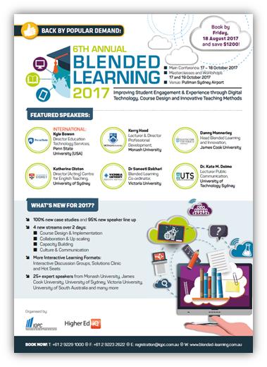 Blended Learning 2017 - Final Agenda