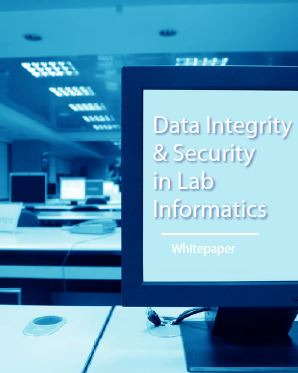 Digital security and data integrity in the lab