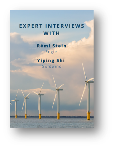 Interview with 2 experts from Engie and Goldwind