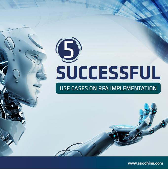 5 Successful Use Cases on RPA Implementation