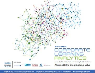 2017 Corporate Learning Analytics Draft Agenda