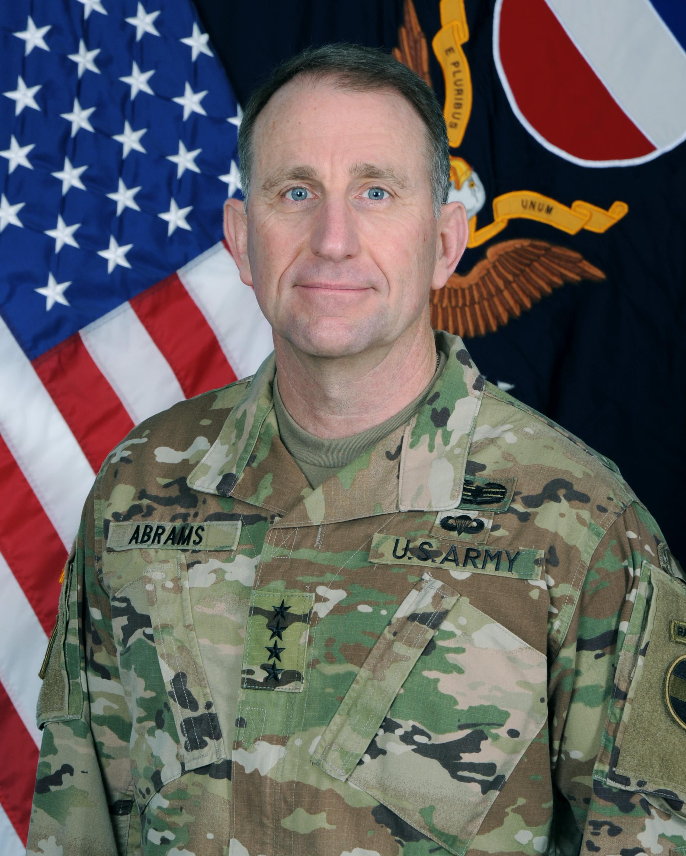 General Robert Abrams
