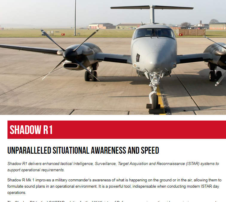 Raytheon - UNPARALLELED SITUATIONAL AWARENESS AND SPEED