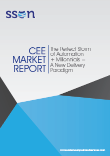 CEE Market Report: The Perfect Storm of Automation + Millennials = A New Delivery Paradigm
