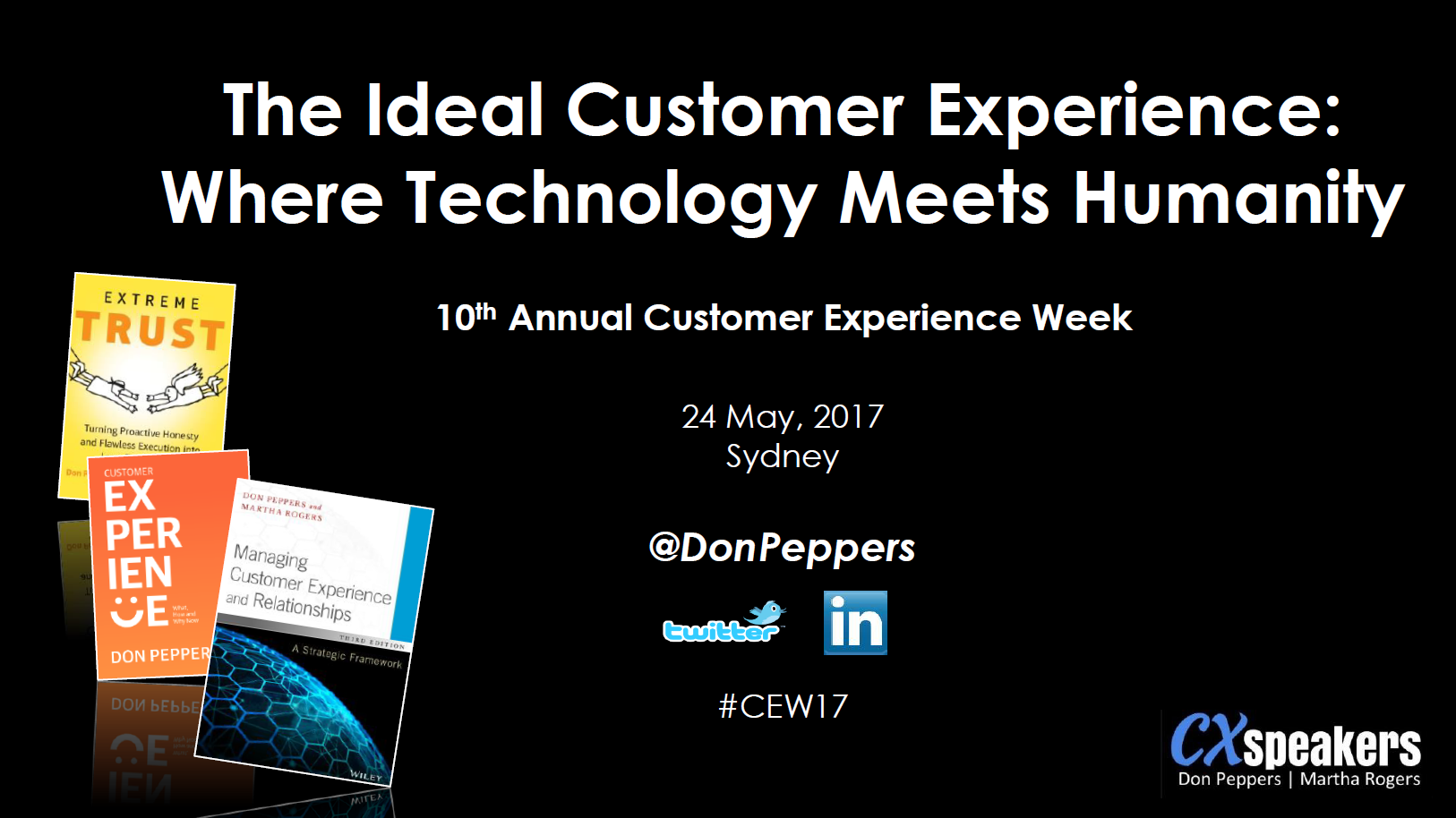 The Ideal Customer Experience: Where Technology Meets Humanity