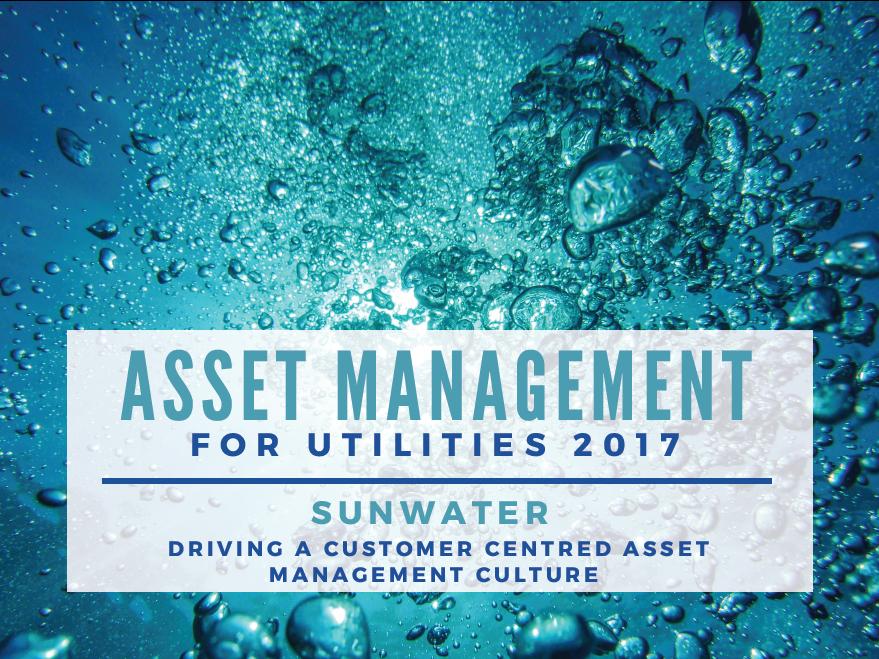Driving a Customer-Centric Asset Management Culture