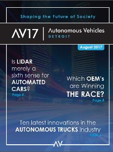 Autonomous Vehicles Magazine