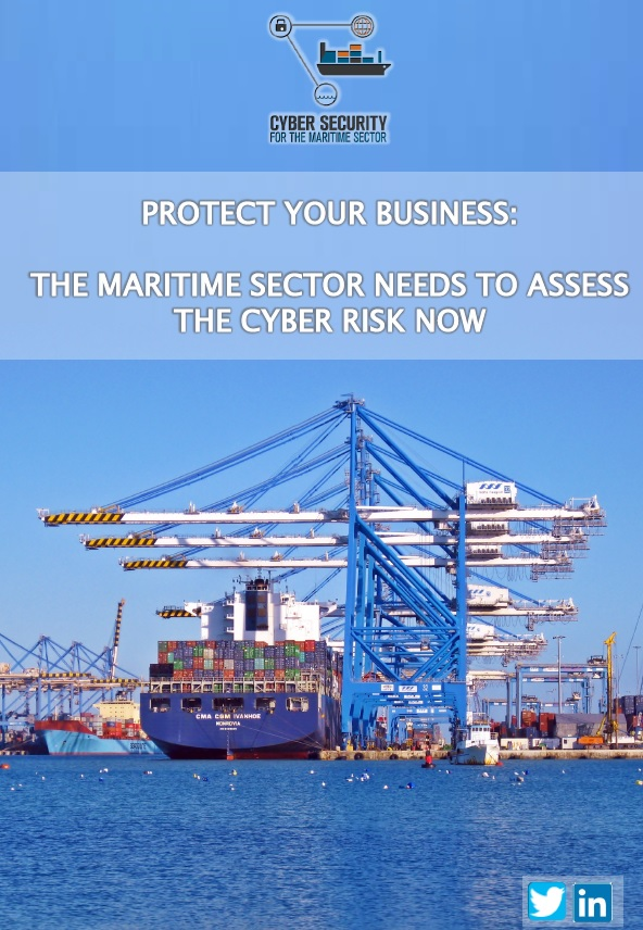 Protect your business: the maritime sector needs to assess the cyber threat now
