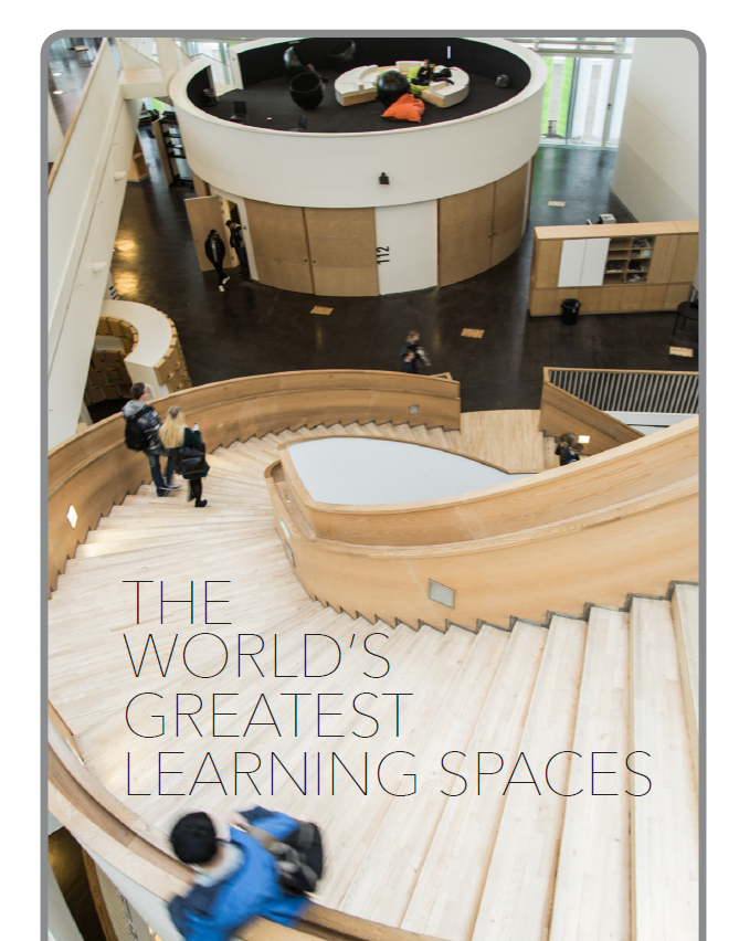 The World's Greatest Learning Spaces