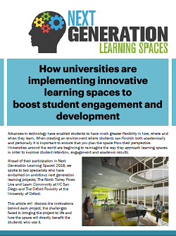 Implementing Innovative Learning Spaces - Case Studies