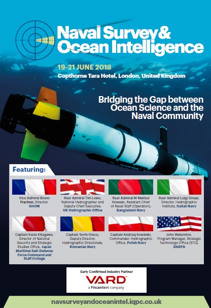 Download the Naval Survey and Ocean Intelligence On Site Agenda