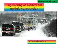 Engineering as a driver for module construction