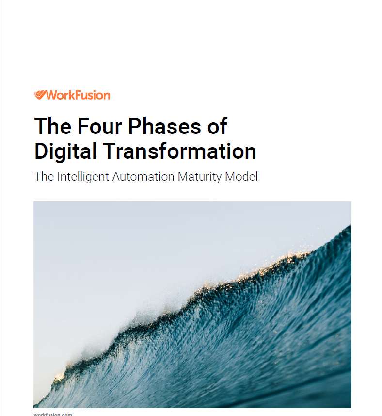 The Four Phases of Digital Transformation