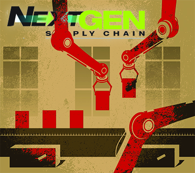 NextGen Supply Chain: The Robots are Here