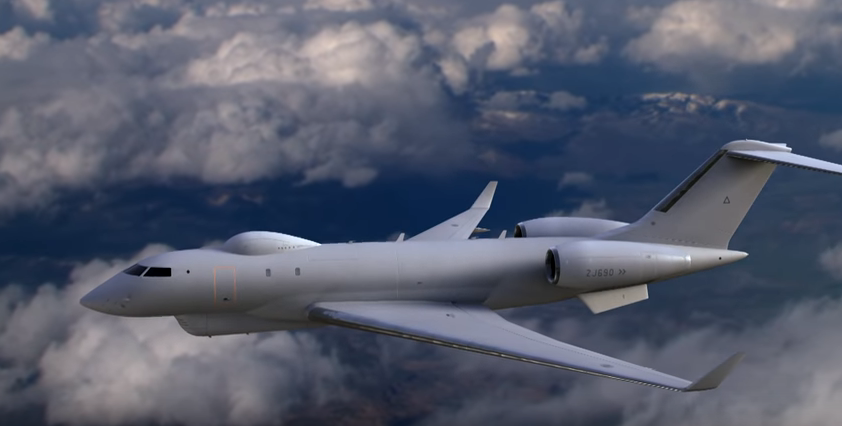 Raytheon - Special Mission Aircraft