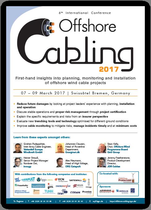 Offshore Cabling Agenda