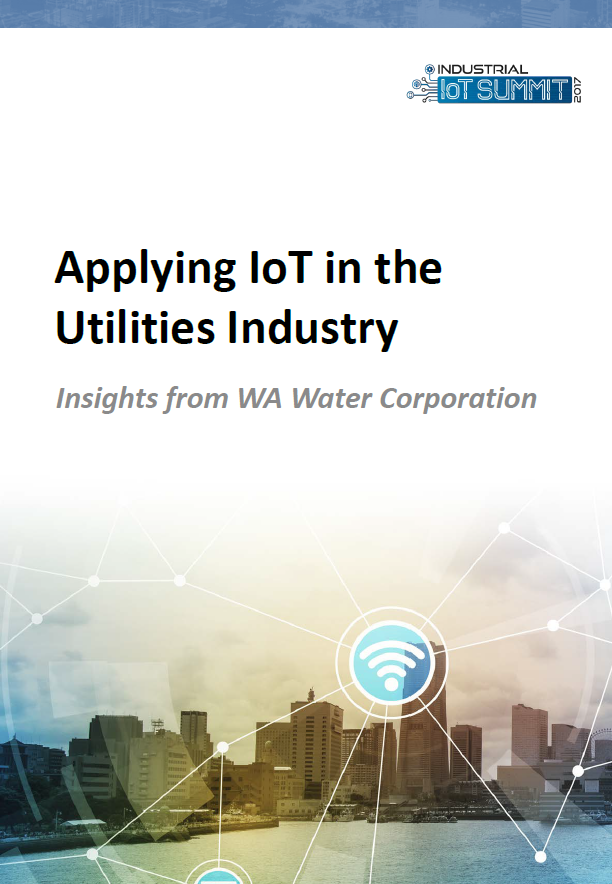 WA Water Corporation: Applying IoT in the utilities industry