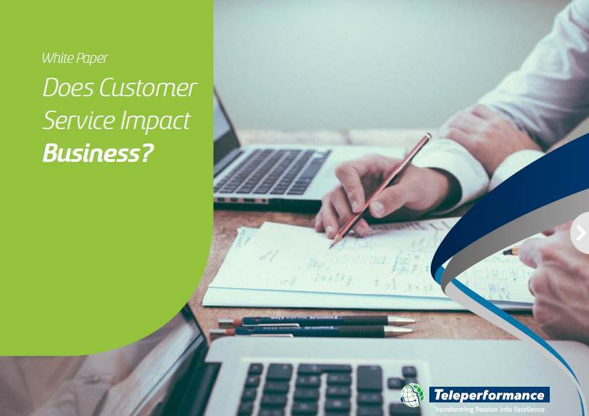 Does Customer Service Impact Business?