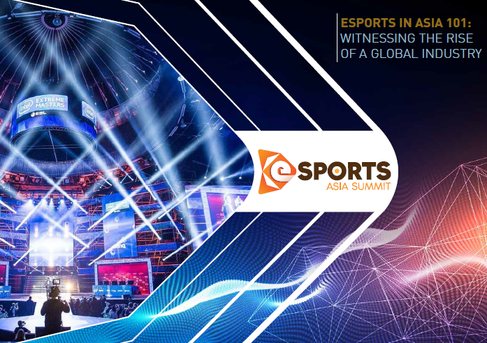 Esports in Asia 101: Witnessing the rise of a global industry