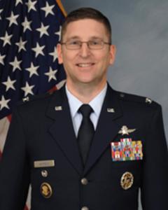 Colonel Scott Jackson