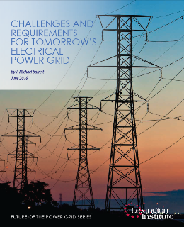 Challenges for Tomorrow's Electrical Power Grid