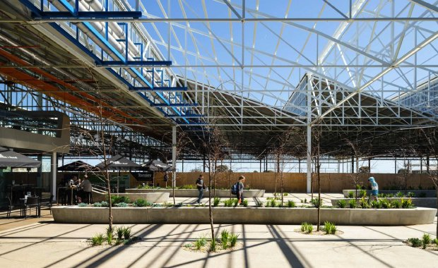 Developing Tonsley Park: Australia's First Innovation Precinct