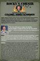 Exclusive Interview with Colonel James Schirmer