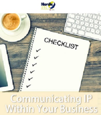 Communicating IP Within Your Business