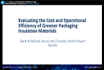 Bristol-Myers Squibb: Evaluating the Cost and Operational Efficiency of Greener Packaging Insulation Materials