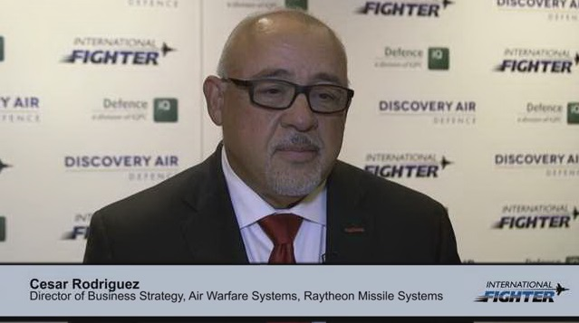 International Fighter: Raytheon Missile Systems