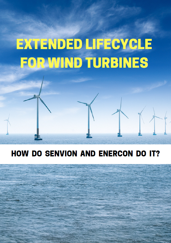 Senvion and Enercon: Extended Lifecycle for Wind Turbines
