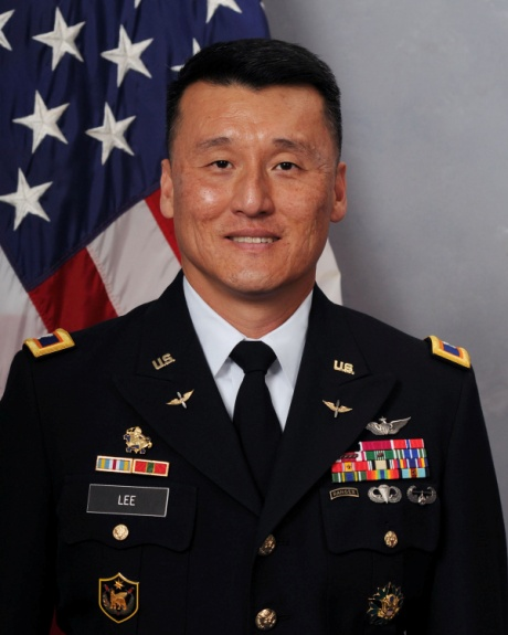 Colonel Jong  Lee