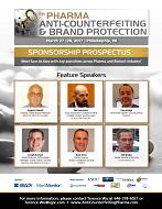 Pharma Anti-Counterfeiting - SPONSORSHIP PROSPECTUS