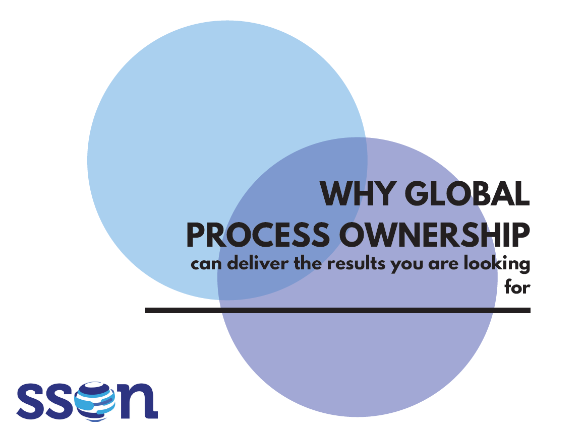 Why Global Process Ownership Can Deliver the Results You Are Looking For