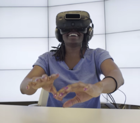 Carrie Shaw's Virtual Reality Program Puts Doctors in Their Patients' Shoes