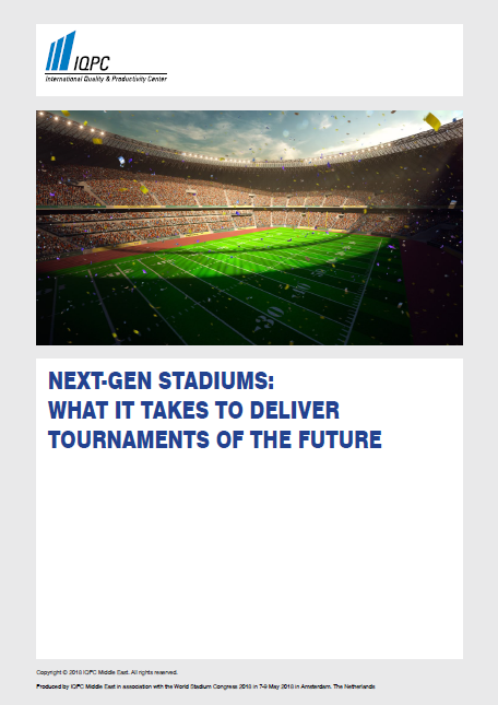 Next-gen stadiums: What it takes to deliver tournaments of the future