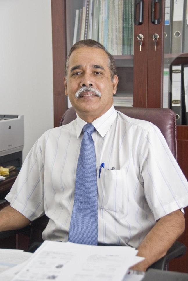 Dr. Mushtaque Ahmed