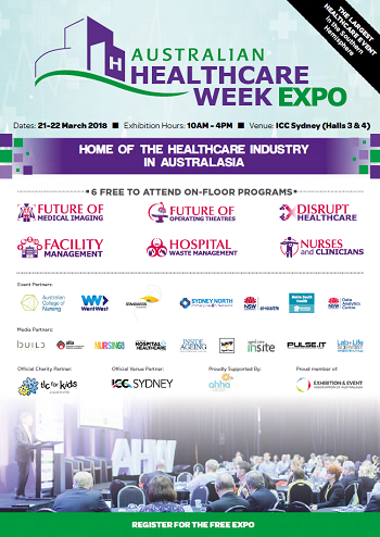 AHW Expo: Onfloor Program - Event At a Glance