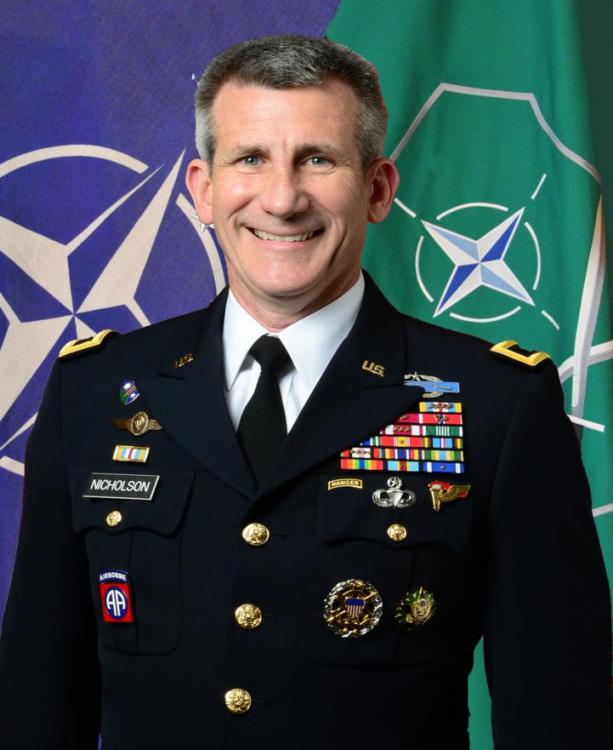General John W. Nicholson