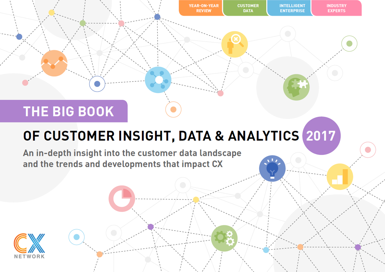 The Big Book of Customer Insight, Data Analytics 2017