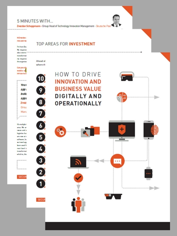 eBook: How to Drive Innovation and Business Value Digitally and Operationally