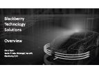 UNVEILED: Blackberry's Automotive Cybersecurity Best Practices