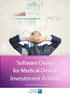 Software Design for Medical Devices Investment Activity