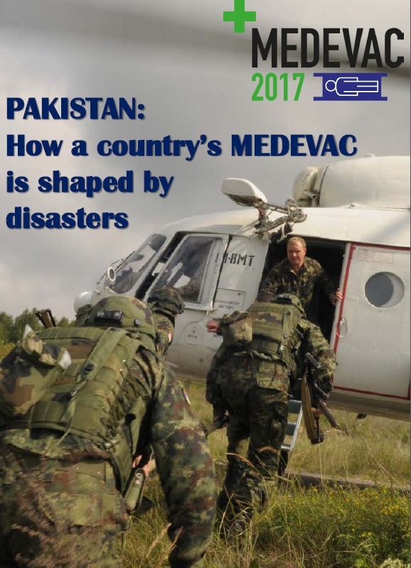 Pakistan: How a country's MEDEVAC is shaped by its disasters