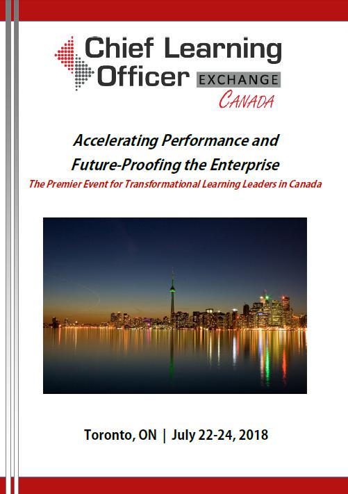 2018 CLO Exchange Canada Preliminary Agenda