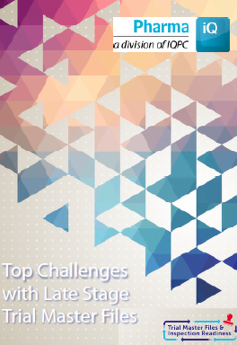 Top Challenges with Late Stage Trial Master Files