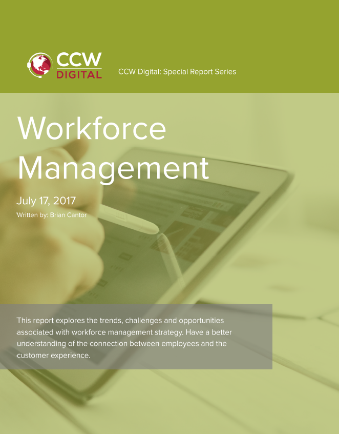 Special Report: Workforce Management