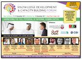 Brochure - Knowledge Development & Capacity Building Forum