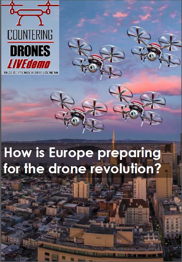 How is Europe preparing for the drone revolution?