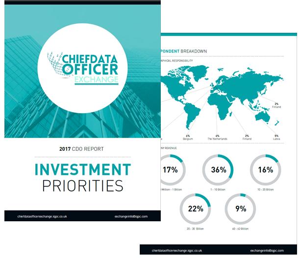 2017 CDO Report: Investment Priorities